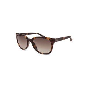 Calvin Klein CK3176S-5418214 Sunglasses,Women's Square Multi-Color Sunglasses Brown Lenses, Sunglasses Calvin Klein Sunglasses Sunglasses