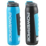 Powerade Premium Squeeze 32 oz Water Bottle, 2 pack