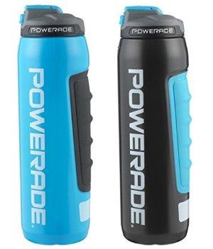 $25.99Powerade Premium Squeeze 32 oz Water Bottle, 2 pack