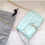 Select Mint Color Bags @ Rebecca Minkoff