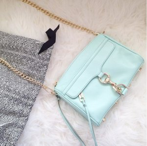 Up to 75% OffSelect Mint Color Bags @ Rebecca Minkoff