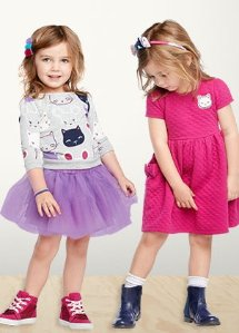 40% Off Entire Store @ Gymboree