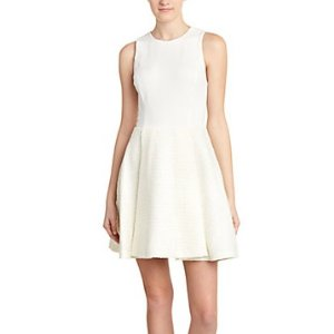 alice + olivia Emerson A-Line Dress