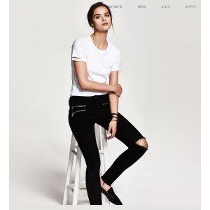 No. 3 Jean - Shadow | DL1961 Premium Denim|DL1961 Premium Denim | 4 Way Stretch | Xfit Jeans | Shop Womens & Mens Jeans, Perfect Fitting Jeans
