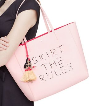 Up to 50% Off + Extra 25% Off Women's Tote Bags @ kate spade