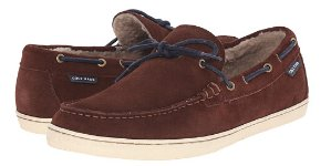 Cole Haan Nantucket Camp Moc Shearling