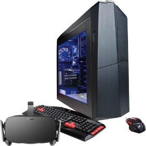 $999.98 又妖兽啦!CyberPowerPC Gamer Xtreme (i5, 8GB, 1TB, GTX1060) + Oculus Rift 头盔