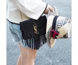 SHOULDER BAGS - SAINT LAURENT - LUISAVIAROMA.COM - WOMEN'S BAGS - SPRING SUMMER 2015 - LUISAVIAROMA.COM