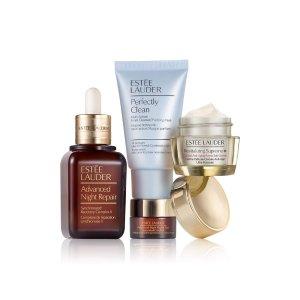 Estée Lauder Global Anti-Aging Repair Serum + Moisturizer Collection (Limited Edition) ($140 Value) | Nordstrom