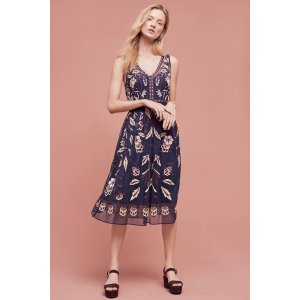 Alicante Dress | Anthropologie