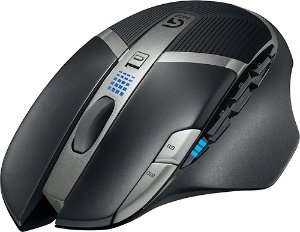 $39.99Logitech - G602 Wireless Gaming Mouse - Black