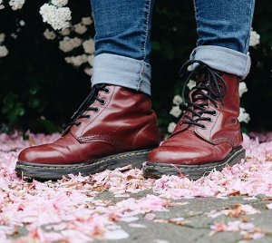 $49.99 Dr. Martens Pascal 8-Eye Boot On Sale @ 6PM.com