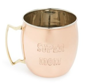 'Super Mom' Moscow Mule Copper Mug On Sale @ Nordstrom