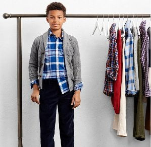 Starts Today! Save Up to 50% OffWinter Kids Apparel Clearance @ Brooks Brothers