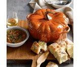 Staub Cast-Iron Pumpkin Cocotte | Williams-Sonoma