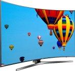 "$799.99 Samsung UN55KU6500 Curved 55"" 4K Ultra HD LED Smart TV +$250 Gift Card"