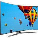 Samsung 曲面 55吋 4K 超高清智能电视