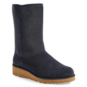 UGG® 'Amie - Classic Slim™' Water Resistant Short Boot (Women)   Nordstrom