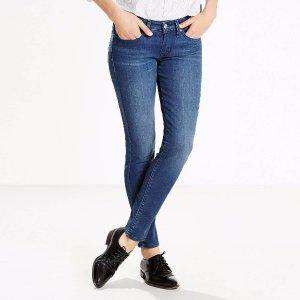 711 Skinny Jeans | Mountain Sound |Levi's® United States (US)
