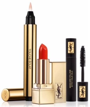 $42! Yves Saint Laurent Touche Éclat+ Minis Set @ Saks Fifth Avenue