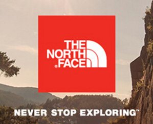 The North face Round up @ Multiple Stores