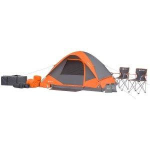 $99 超值包邮Ozark Trail 露营装备22件套