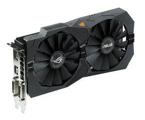 价格无解!$120.75ASUS ROG STRIX Radeon RX 470 4GB OC超频版 游戏显卡