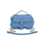 Fendi Baguette Micro Wavy Double-Sided Bicolor Bag