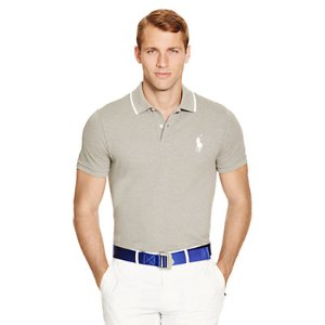 Custom-Fit Performance Polo - Active & Golf � Polo Shirts - RalphLauren.com