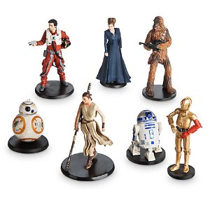 Star Wars: The Force Awakens Resistance Figure Set | Disney Store