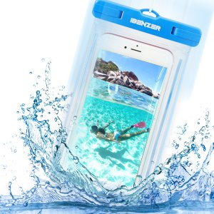BOGO $4.99 iBenzer Premium Universal Waterproof Case Bag