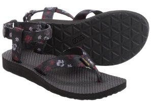Teva Original Floral Sport Sandals (For Women)