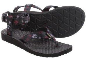 Teva Original Floral Sport Sandals (For Women)