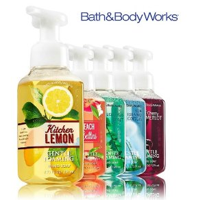 TODAY ONLY! $2.95Hand Soaps