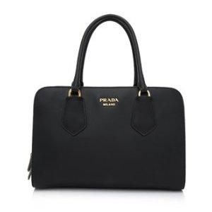 Prada City Calf Handbag