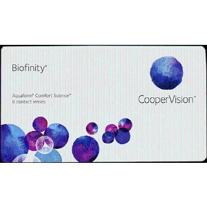 Biofinity - Contact Lenses - Hassle Free & Quick Shipping