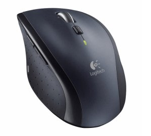 Logitech M705 Marathon Wireless Mouse
