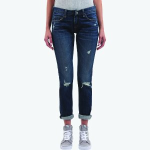 Rag & Bone Dre Boyfriend Jean in Canyon Denim | ELEVTD Free Shipping & Returns