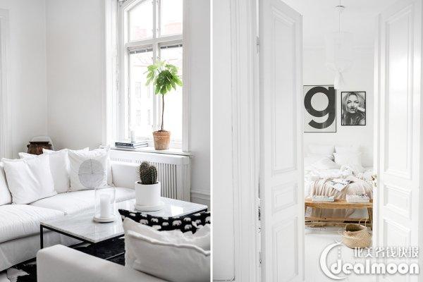 白色欧式家具耐脏