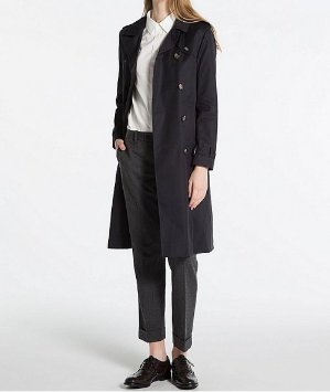 WOMEN IDLF TRENCH COAT @ Uniqlo
