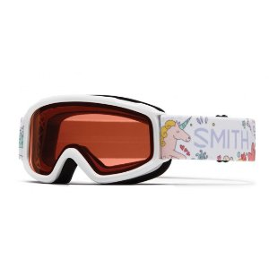 Smith Sidekick Youth Ski Goggles (White Fairytale Frame/RC36 Lens) | Focus Camera