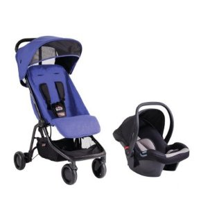 $247.99 + $60 Kohl's CashMountain Buggy Nano Travel System, 2 Colors