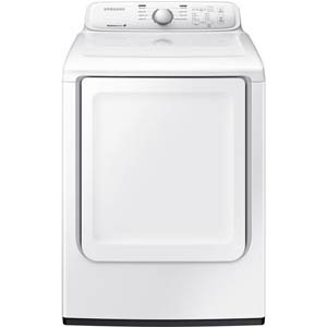 Samsung 7.2 cu Dryer/4.0 cu. Washer