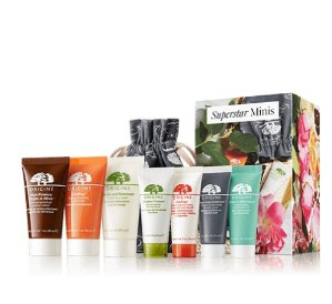 $25 ORIGINS SUPERSTAR MINIS ($89.50 VALUE)