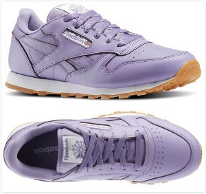 $26.24 GIRLS CLASSICS CLASSIC LEATHER GUM @ Reebok