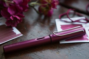LAMY Al-Star Fountain Pen, Purple(L29F)