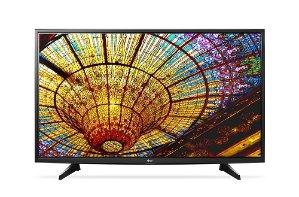 $447 LG 43 Inch 4K Ultra HD Smart TV 43UH6100 UHD TV + $150 Gift Card