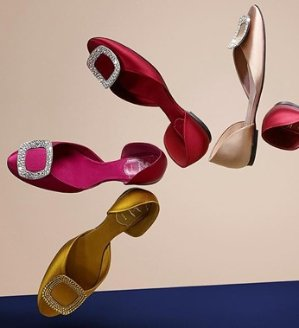 Up to $175 Off Roger Vivier Shoes Purchase @ Saks Fifth Avenue