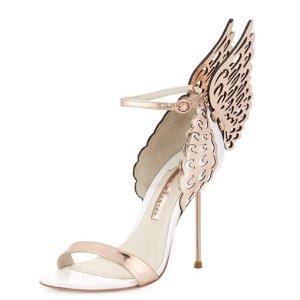 Sophia Webster 蝴蝶高跟鞋