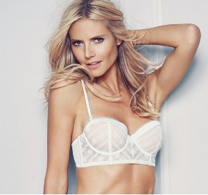 30% Off Sitewide or Extra $50 Off $120on Semi-Annual Sale @ Heidi Klum Intimates